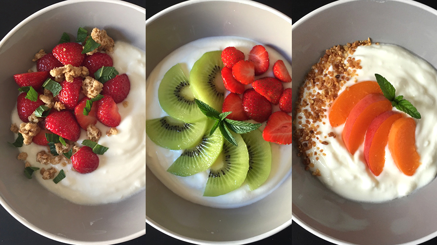 Breakfast Bowl au Yaourt
