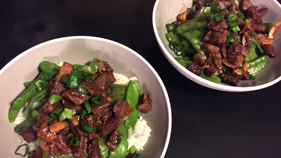 Korean Beef Bowl